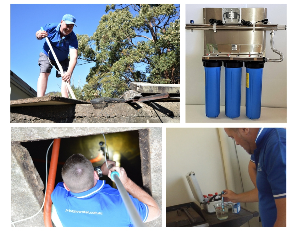 Water Storage Tank Cleaning Company